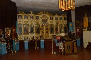 иконостас, Почаевская, Свердловск, Должанское благочиние